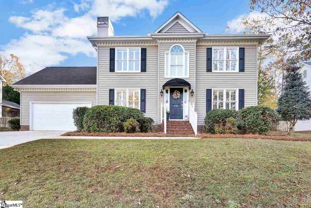 221 Rock Road, Greer, SC 29651 (#1432241) :: Dabney & Partners