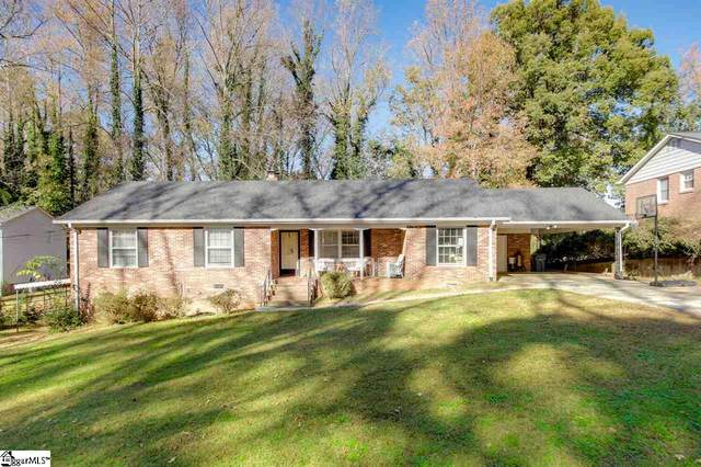 4 Yorkshire Drive, Greenville, SC 29615 (#1432261) :: Coldwell Banker Caine
