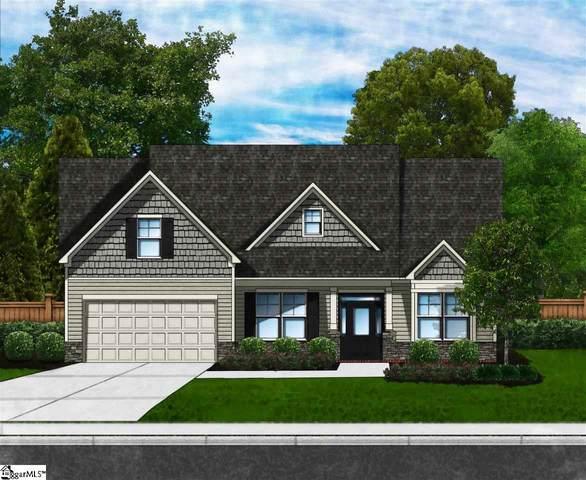 127 Braemar Knoll Drive Lot 5, Greer, SC 29651 (#1432283) :: Hamilton & Co. of Keller Williams Greenville Upstate