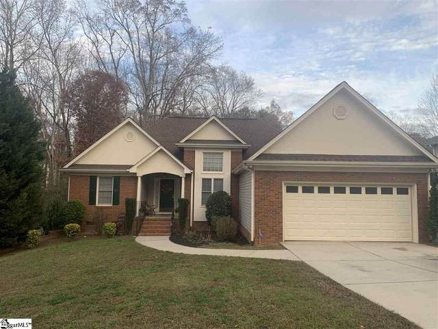 604 Two Gait Lane, Simpsonville, SC 29680 (#1432297) :: The Haro Group of Keller Williams