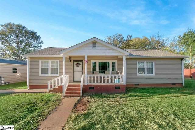 245 Harris Street, Greer, SC 29651 (#1432338) :: The Haro Group of Keller Williams
