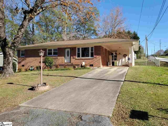 100 Pinewood Drive, Greer, SC 29651 (MLS #1432352) :: Prime Realty
