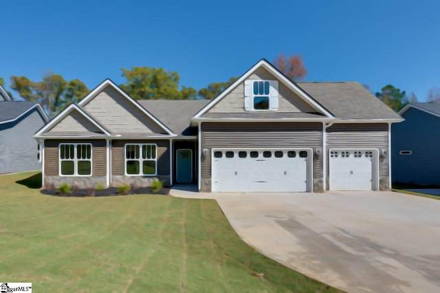 3 Waters Meadow Trail, Taylors, SC 29687 (#1432381) :: Modern