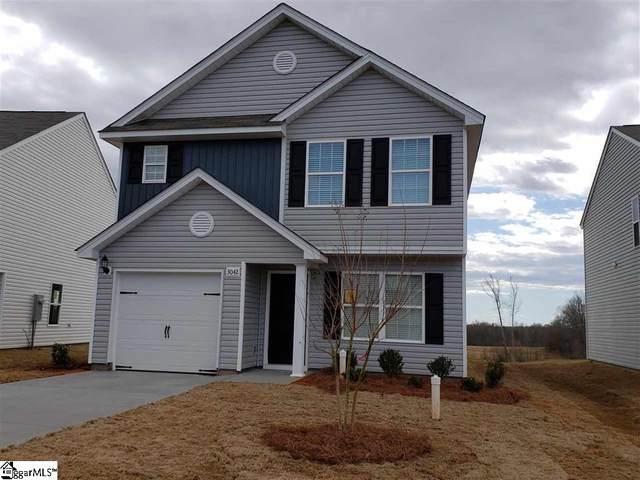 3042 Wingadee Drive, Inman, SC 29349 (#1432400) :: Expert Real Estate Team
