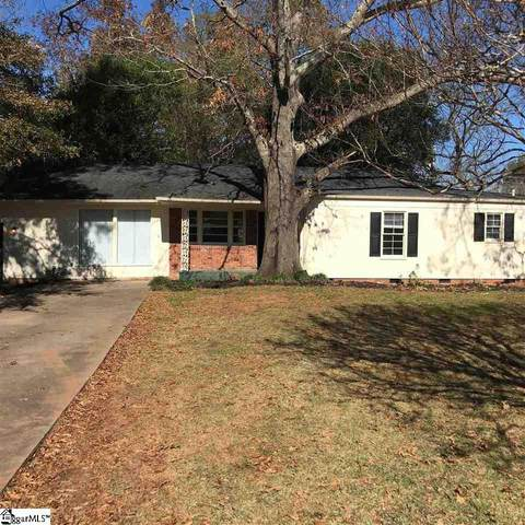 605 Ashwood Drive, Anderson, SC 29624 (#1432413) :: Expert Real Estate Team