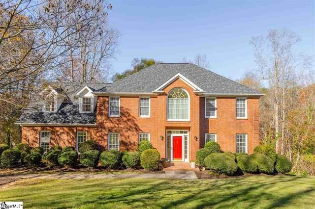119 Leesburg Peak, Greer, SC 29651 (#1432423) :: Expert Real Estate Team
