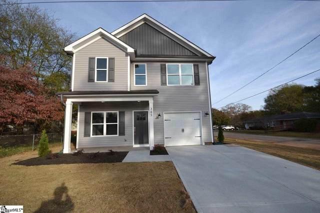 205 Fall Street, Greer, SC 29651 (#1432434) :: Dabney & Partners