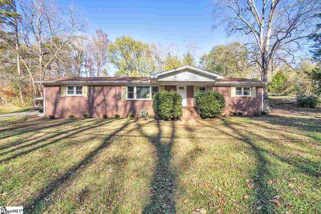 214 Knollview Drive, Greenville, SC 29611 (#1432455) :: DeYoung & Company
