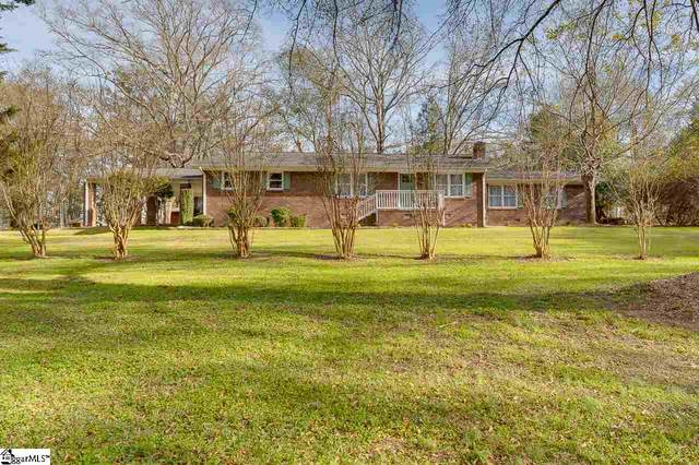 649 Mill Street Extension, Williamston, SC 29697 (#1432462) :: J. Michael Manley Team