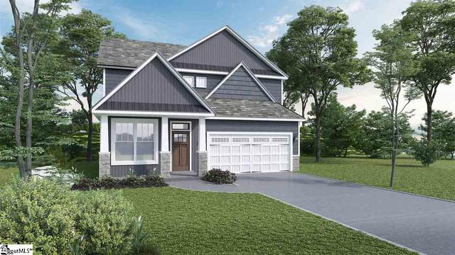 410 Ansel Woods Lane Lot 23, Greer, SC 29651 (#1432471) :: Modern