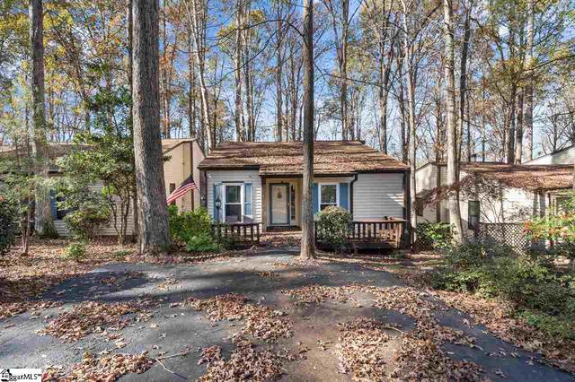 16 B Hollywoods Lane, Simpsonville, SC 29681 (#1432485) :: Dabney & Partners