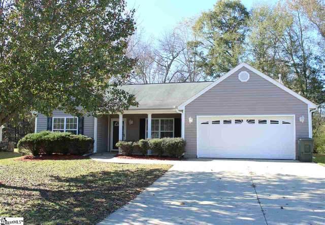 1309 Ravenswood Drive, Anderson, SC 29625 (#1432486) :: Hamilton & Co. of Keller Williams Greenville Upstate