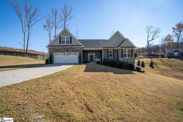 27 Lodge Way, Travelers Rest, SC 29609 (MLS #1432489) :: Resource Realty Group