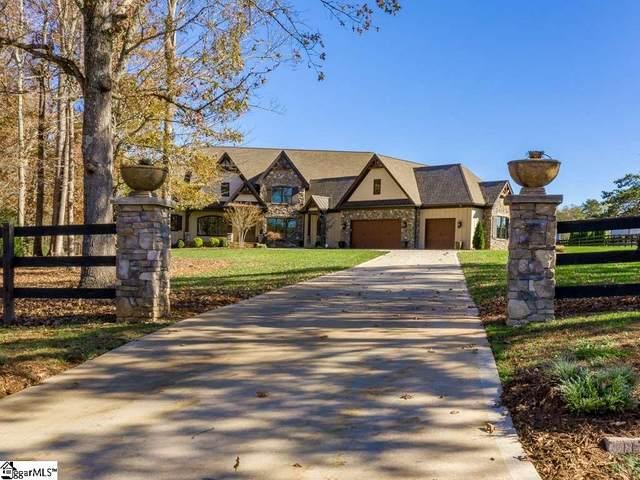 281 Stable Gate Drive, Campobello, SC 29322 (#1432492) :: Hamilton & Co. of Keller Williams Greenville Upstate