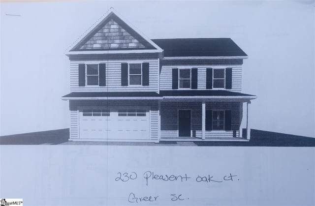 230 Pleasant Oak Court, Greer, SC 29651 (#1432509) :: J. Michael Manley Team