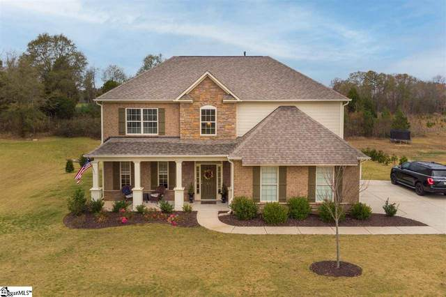 27 Portico Point, Simpsonville, SC 29681 (#1432530) :: Dabney & Partners