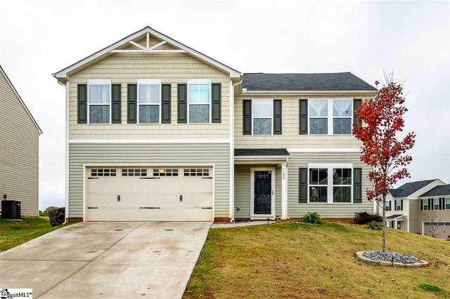 100 Dunbartin Drive, Greenville, SC 29605 (#1432531) :: The Haro Group of Keller Williams