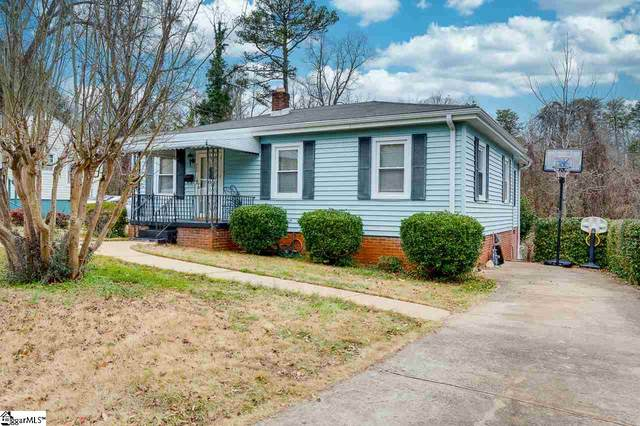 111 Tuskegee Avenue, Greenville, SC 29607 (#1432532) :: J. Michael Manley Team