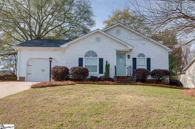 11 Chosen Court, Greer, SC 29650 (#1432537) :: Dabney & Partners