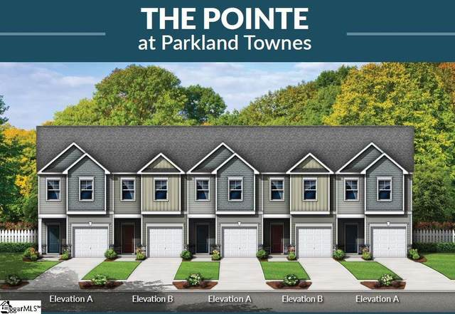 107 Highline Trail Lot 13, Greenville, SC 29607 (#1432564) :: DeYoung & Company