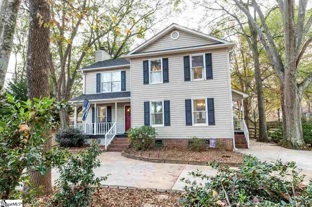 122 Valley Forge Drive, Greer, SC 29650 (#1432585) :: Green Arc Properties