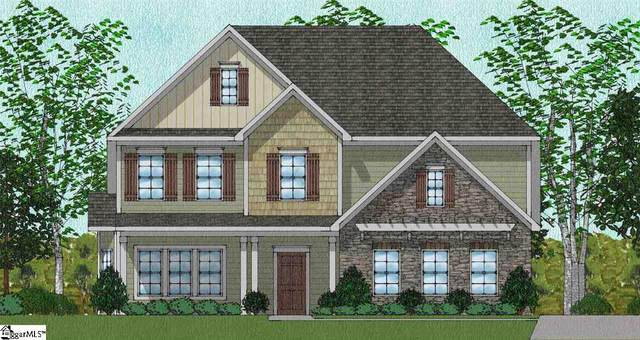 305 Valley Oak Drive Lot 118, Belton, SC 29627 (#1432592) :: DeYoung & Company