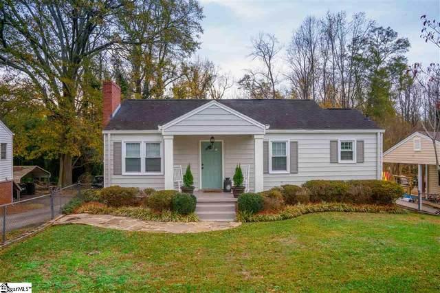 107 E Decatur Street, Greenville, SC 29617 (#1432601) :: J. Michael Manley Team