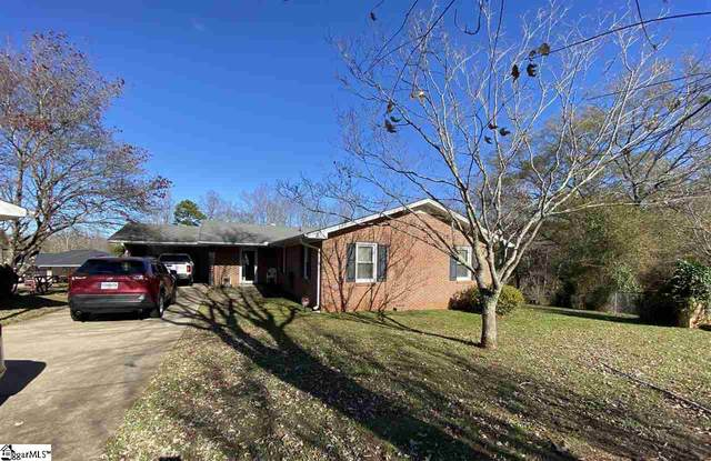 401 Forest Hills Drive, Williamston, SC 29697 (#1432642) :: DeYoung & Company