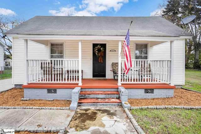 13 7th Street, Greer, SC 29651 (#1432668) :: Hamilton & Co. of Keller Williams Greenville Upstate