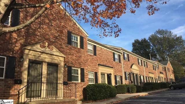 2530 E North Street #13C, Greenville, SC 29615 (#1432671) :: Coldwell Banker Caine