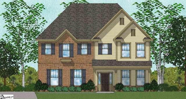 310 Valley Oak Drive Lot 112, Belton, SC 29627 (#1432672) :: Green Arc Properties