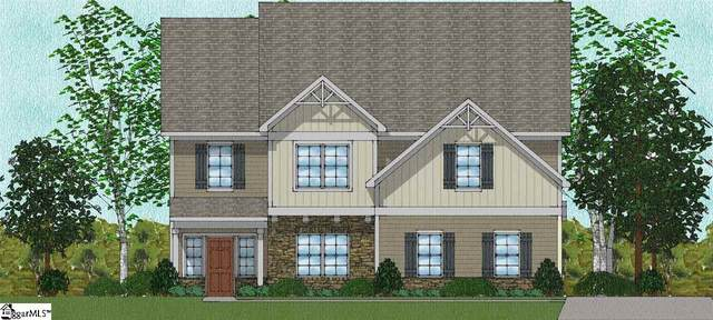 307 Valley Oak Drive Lot 119, Belton, SC 29627 (#1432683) :: DeYoung & Company