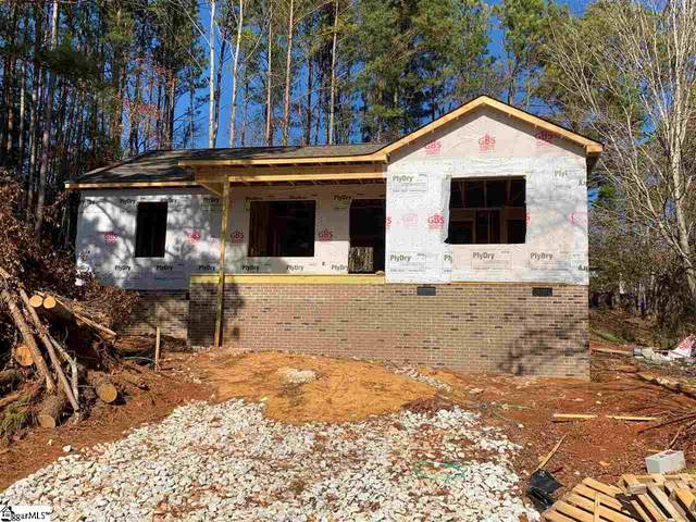 200 Hickory Drive, Pickens, SC 29671 (#1432689) :: DeYoung & Company