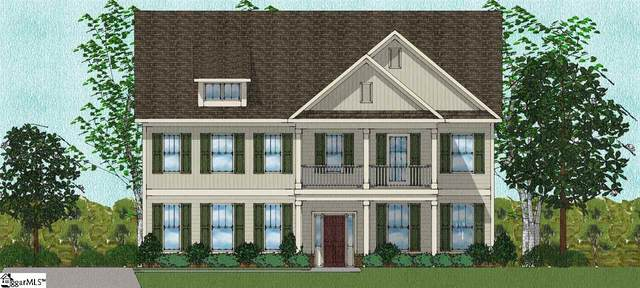 309 Valley Oak Drive Lot 120, Belton, SC 29627 (#1432690) :: DeYoung & Company