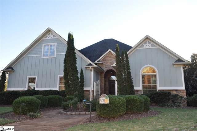 223 Tuscan Ridge Drive, Inman, SC 29349 (#1432703) :: Expert Real Estate Team