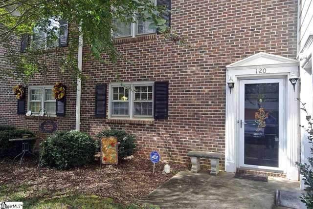 120 Fernridge Drive, Spartanburg, SC 29307 (MLS #1432705) :: Resource Realty Group