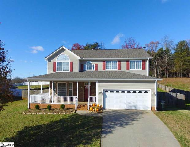 107 Skilton Drive, Travelers Rest, SC 29690 (#1432723) :: The Toates Team
