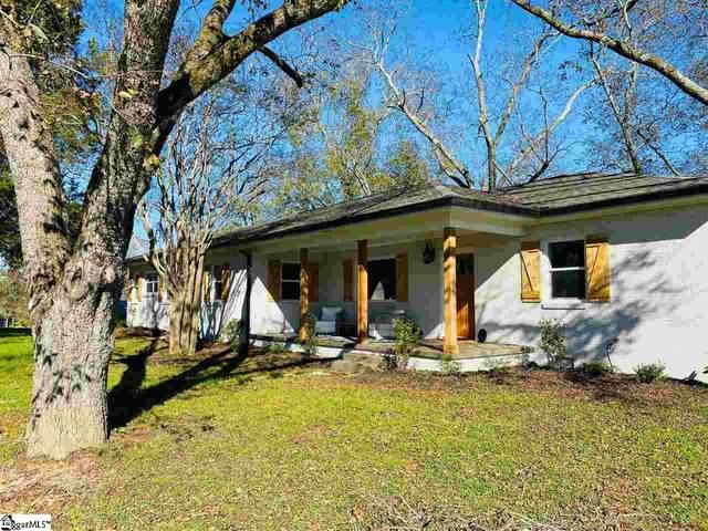 2373 Mount Bethel Road, Ware Shoals, SC 29692 (#1432742) :: Expert Real Estate Team