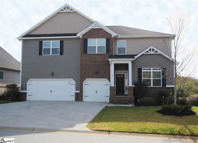 6 Adams Creek Place, Simpsonville, SC 29681 (#1432772) :: Parker Group