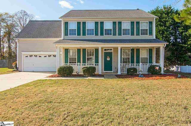 4 Thornless Court, Simpsonville, SC 29680 (#1432791) :: Coldwell Banker Caine