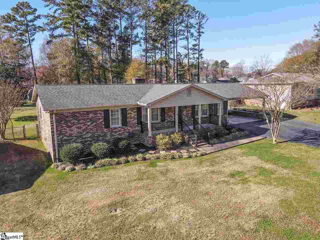 206 Whispering Pines Drive, Moore, SC 29369 (#1432817) :: Hamilton & Co. of Keller Williams Greenville Upstate
