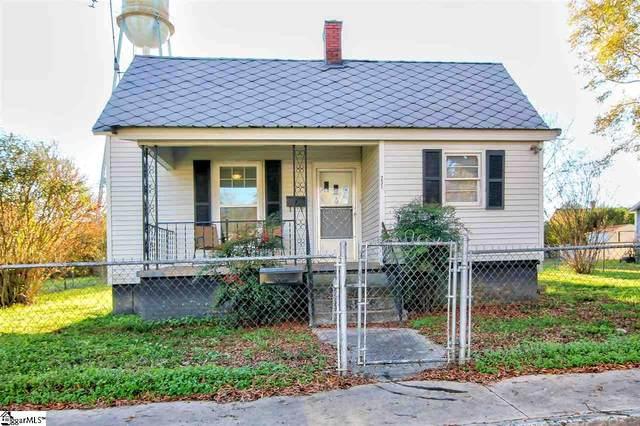 231 Oak Street, Clinton, SC 29325 (#1432841) :: Coldwell Banker Caine