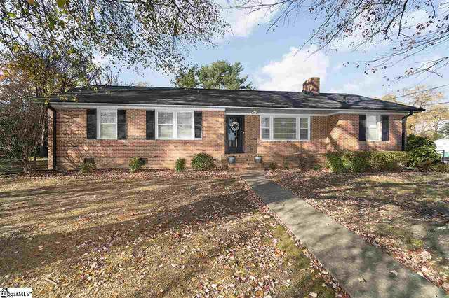 107 Fairhaven Drive, Taylors, SC 29687 (#1432882) :: Coldwell Banker Caine