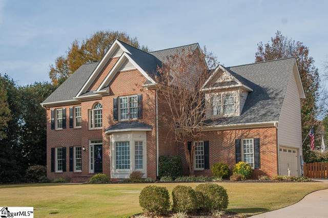 1 Worchester Place, Simpsonville, SC 29680 (#1432884) :: Hamilton & Co. of Keller Williams Greenville Upstate