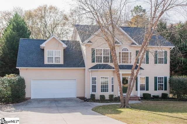 3 Chestnut Hill Place, Simpsonville, SC 29680 (#1432912) :: DeYoung & Company