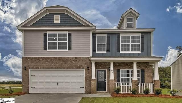 3 Corbel Drive #114, Greer, SC 29650 (#1432944) :: Green Arc Properties