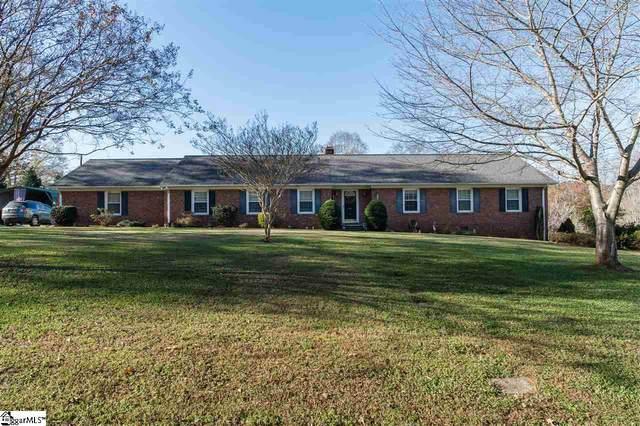 321 Crews Drive, Spartanburg, SC 29307 (MLS #1432950) :: Resource Realty Group