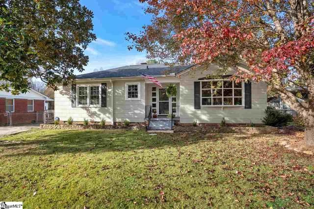 316 Langston Drive, Greenville, SC 29617 (MLS #1432971) :: Resource Realty Group