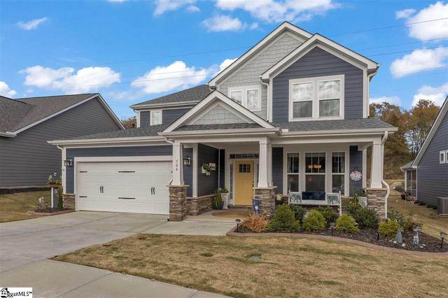 504 Dewy Meadows Drive, Taylors, SC 29687 (#1432976) :: Coldwell Banker Caine