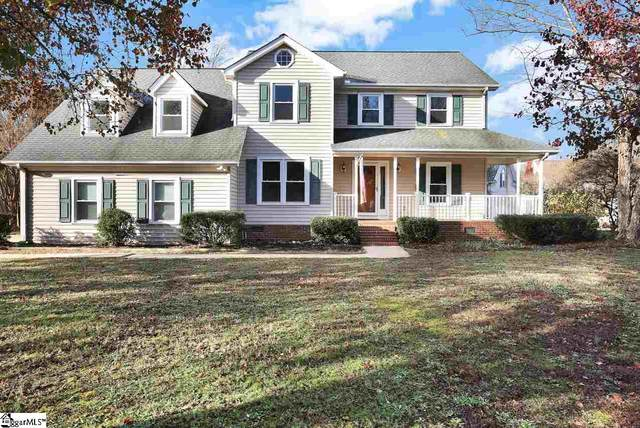 200 Chariot Lane, Simpsonville, SC 29681 (#1432988) :: Hamilton & Co. of Keller Williams Greenville Upstate